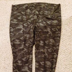 Fabletics Camo Leggings
